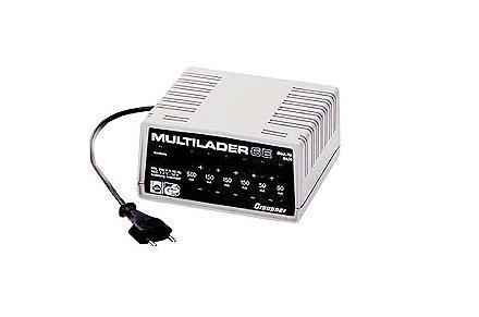 Ladegerät Multilader 6E 220V - Graupner 6426