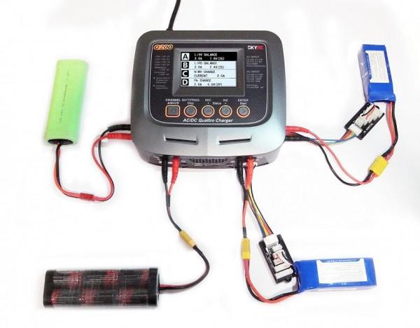 Ladegerät Q200 300W/10A Balancer - SKYRC 100104