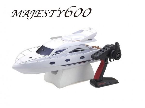 Majesty 600 Elekrto Boot Readyset (KT231P+) - Kyosho 40133B