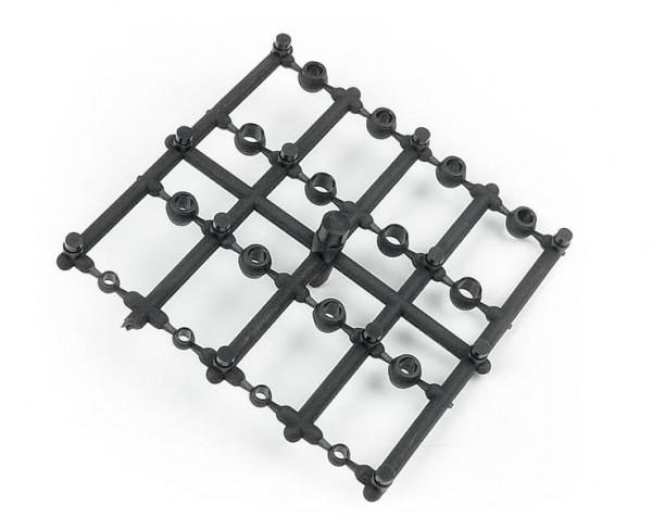 Gelenkkugel-Set Kunststoff - XRay 387400
