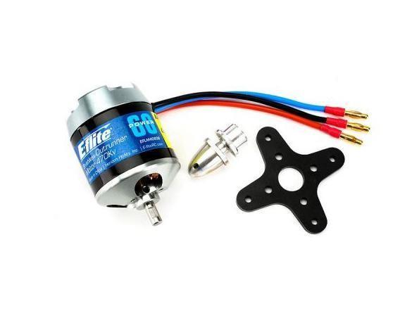 Motor 470kv 5-6S Power 60 - E-Flite EFLM4060B