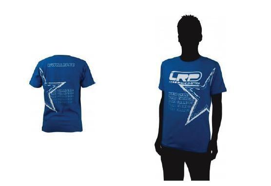 T-Shirt LRP Factory Team III (M) - LRP 63812