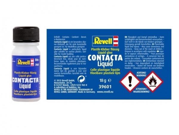 Klebstoff Contacta Liquid Leim - Revell 39601