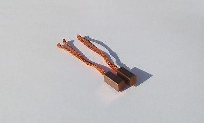 Kohlen 4x5mm Doppellitzen (1Paar) - Corally 30614