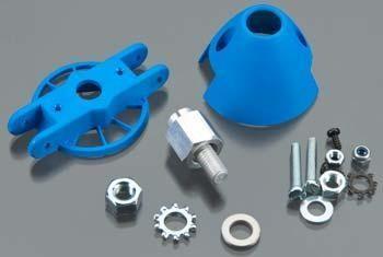 Blatthalter & Spinner 39mm BLIZ.TUNING - Multiplex 733502