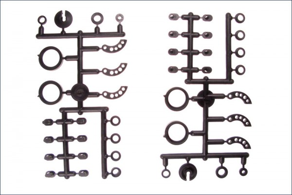 Kleinteile für V-One RRR - Kyosho VZ213