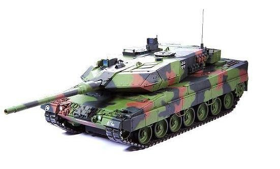 Panzer Leopard 2 A6 Full Options - Tamiya 56020