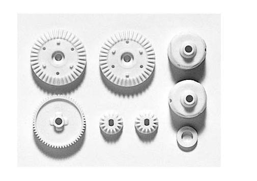 Getriebesatz G-Parts 'TT01' - Tamiya 51004