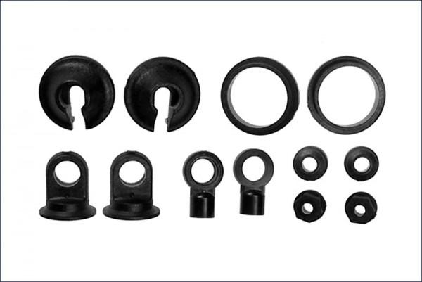 Kunststoff-Teile zu VZ75&FM529,530 - Kyosho W5106