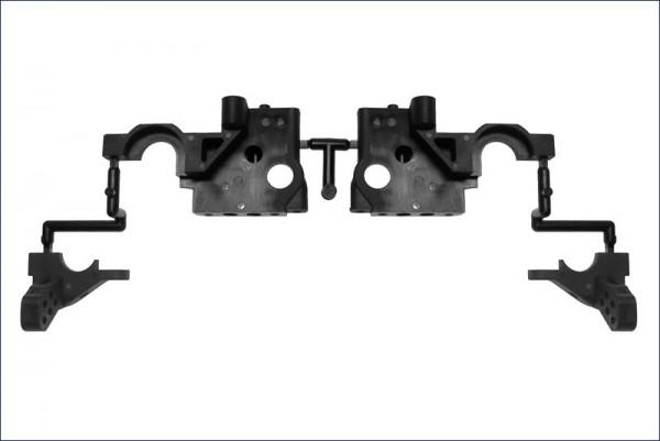 Getriebekasten hinten '3R,EVO2' - Kyosho VZ209C