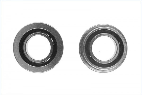 Lager 4x7x2.5mm Flansch {2} - Kyosho BRG013F