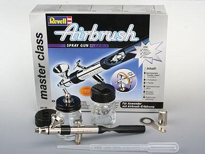 "Airbrush Spritzpistole ""master class"" Flexible - Revell 39109"