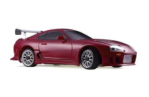 Karosserie-Set Toyota Supra rot Auto 59505 - Carson 59715