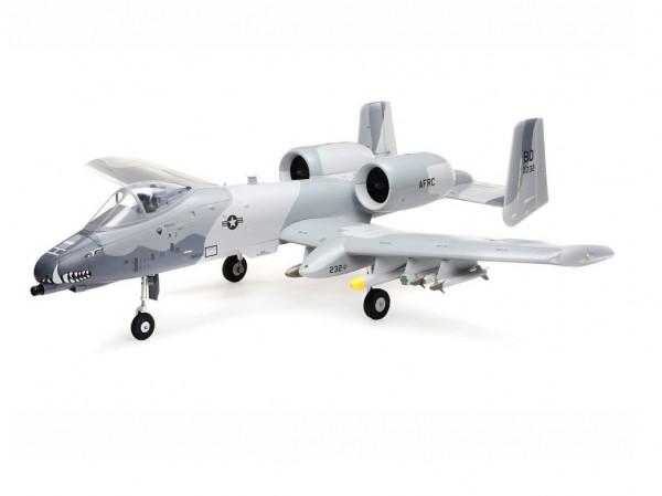 A-10 Thunderbolt II 64mm EDF BNF Basic AS3X & SAFE - E-Flite EFL01150