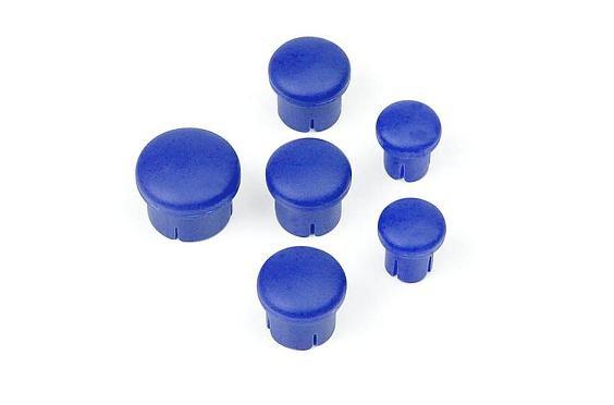 Deckel blau für Werkzeug (3+2+1) - Hudy 195030