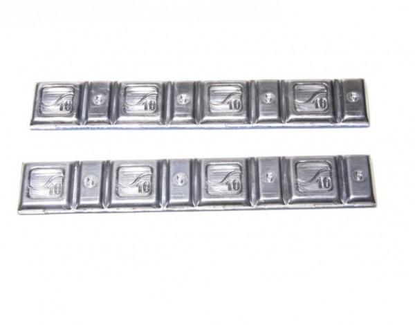 Bleigewichte 8x5g & 8x10g selbstklebend - EP Product 10-9000