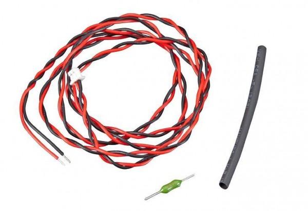 Anschlusskabel für Spannungsmessung Telemetrie - Futaba EBB0141
