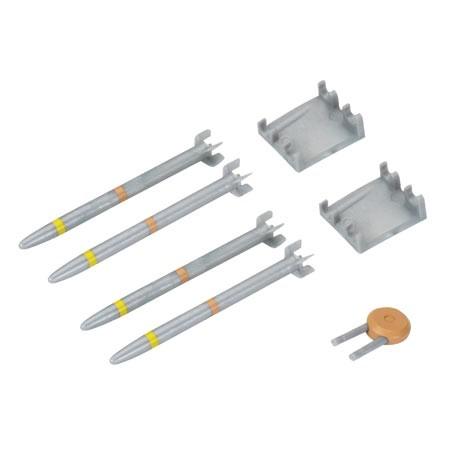 "Raketen für CXII ""Body Tuning"" - E-Flite EFLH1262"