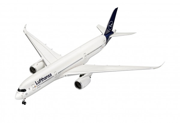 Airbus A350-900 Lufthansa New Livery - Revell 03881
