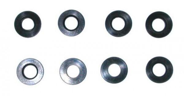 Distanzscheiben 1mm (schwarz) - Hong Nor 112B