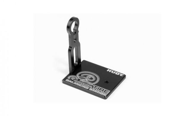 Auswuchtständer für Reifen ohne Adapter - Hudy 105500