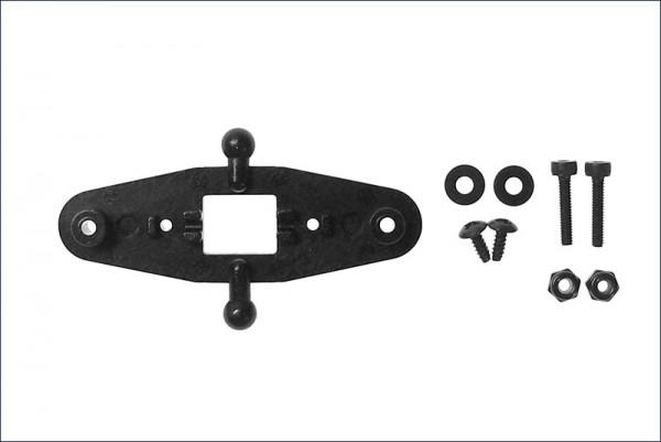 Rotorblatthalter zu Kyosho M24 - Kyosho CA1006