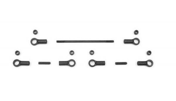 Spurstangen-Set einstellb.'M18' - XRay 383300