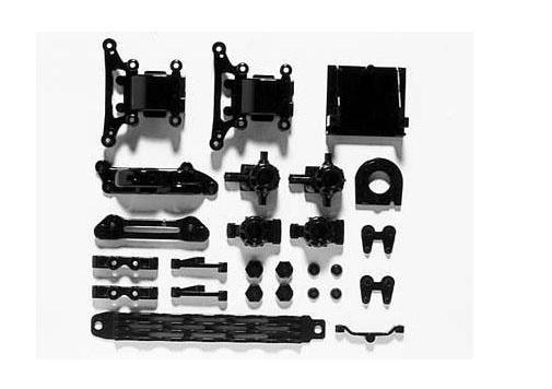 Radträger A-Parts 'TT01' - Tamiya 51002