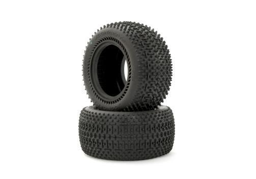 """Reifen hinten """"GOOSE BUMPS"""" 'grün' 1:10Truck - JConcepts 3023-02"""