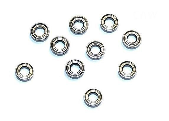 Lager 5x10x3mm {10} - HRC 1224