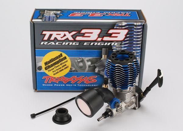Motor 3.3 IPS Welle mit Anreissstarter - Traxxas 5407