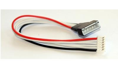 Adapterkabel XH (F) auf EHR (M) 4S - Arrowind BXE4
