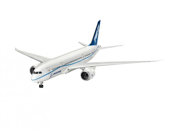 Boeing 787-8 Dreamliner Bausatz 1/144 - Revell 04261