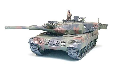 Panzer Leopard 2 A5 - Tamiya 35242