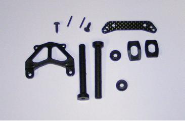 Karosseriehalter vorne '710' - Serpent 802210A