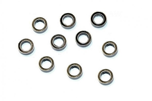 Lager 6x10x3mm dicht {10} - HRC 1236RS