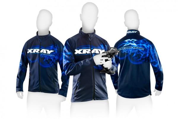 Jacke Team XRay Luxury Softshell (L) - XRay 396020L