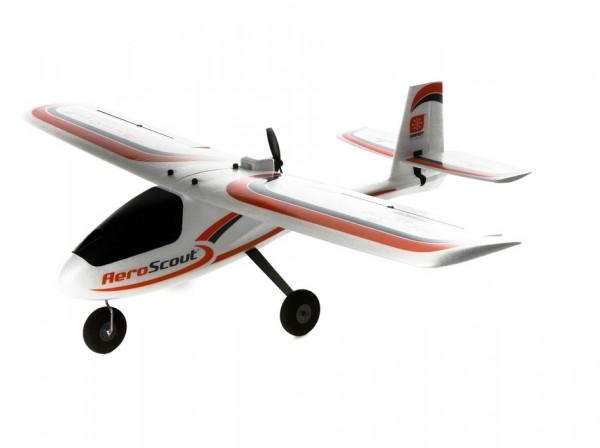 AeroScout S Spw.1100mm RTF - Hobbyzone HBZ3800