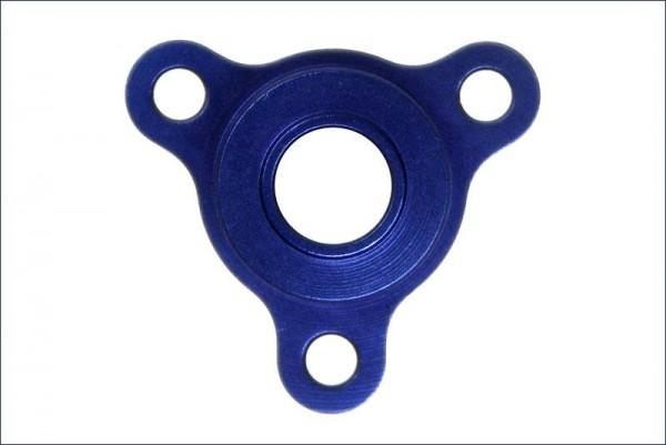 Zahnradaufnahme S3 ALU blau - Kyosho VZW106