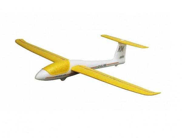 Mini Solius weiss, gelb Wurfgleiter - Multiplex 854281