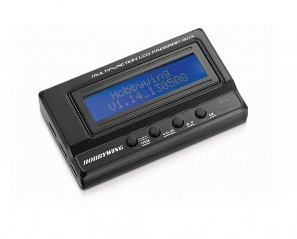 Programmier-Box für Hobbywing Regler - Hobbywing 30502000