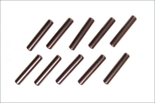 Stifte für Radachsen (2x11mm) - Kyosho 92051