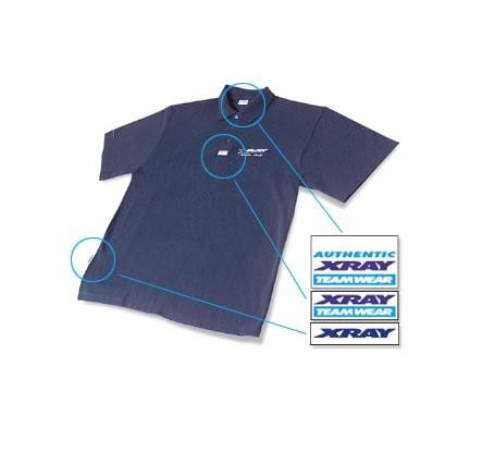 XRAY Polo-Shirt (XL) - XRay 395204