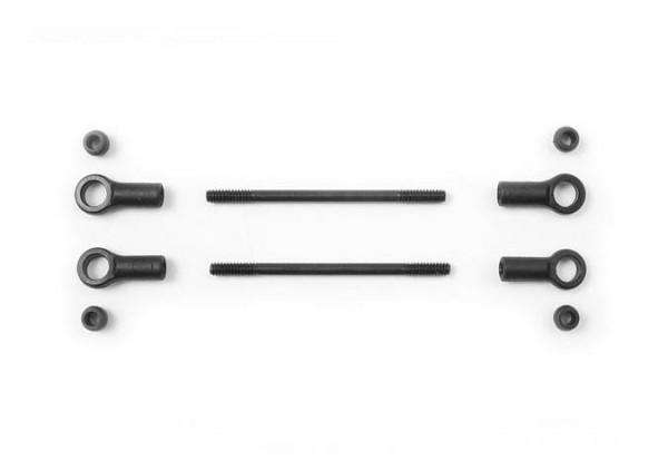 Spurstangen-Set 'M18T' - XRay 383302