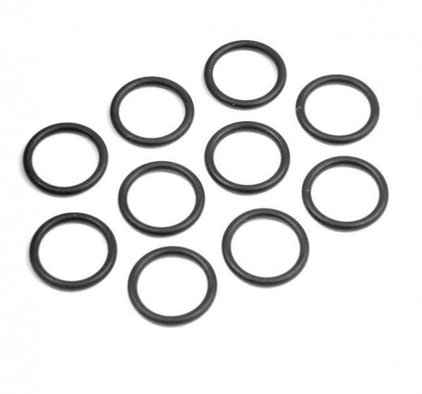 O-Ring 10x1.5mm SILICON {10} - XRay 970100