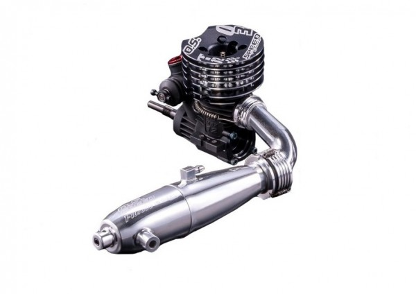 Motor OS Speed T1203 Combo mit T1070SC - OS Engines 1BS01